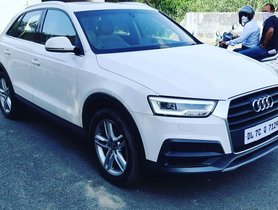 2015 Audi Q3 30 TDi Premium FWD Diesel AT for sale in New Delhi