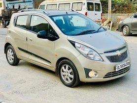 2010 Chevrolet Beat LT Petrol MT in New Delhi