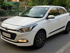 2017 Hyundai i20 1.2 Sportz Petrol MT for sale in New Delhi