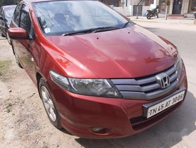 2015 Honda City AT for sale in Tiruchirappalli