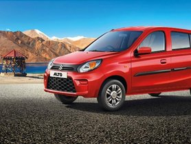 Maruti Alto Could Be Discontinued In 2021