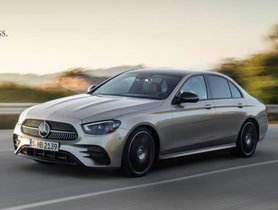 New Mercedes E-Class Facelift Engines and Features Revealed