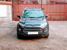 2014 Ford EcoSport Titanium Diesel MT in New Delhi