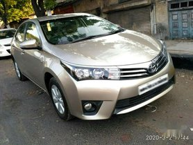 Used Toyota Corolla Altis 1.8 G 2015 AT in Pune