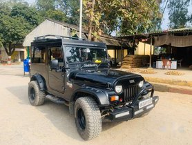 Used 2017 Mahindra Thar MT for sale in Bareilly
