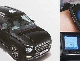 2020 Hyundai Creta to Offer Smartwatch-powered Controls