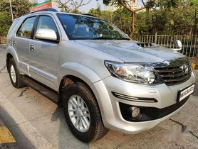 Used Toyota Fortuner 2013, Diesel AT for sale in Mumbai