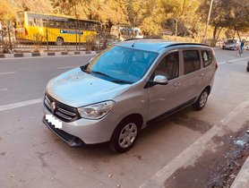 2015 Renault Lodgy 85PS RxL Diesel MT in New Delhi