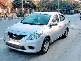 2012 Nissan Sunny XL Diesel MT in New Delhi