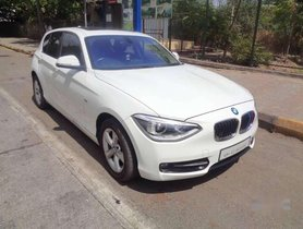 BMW 1 Series 118d Sport Line 2015 AT for sale in Mumbai