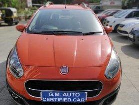 2014 Fiat Avventura MULTIJET Emotion MT for sale in Thane