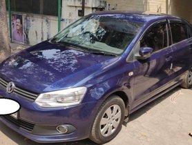 Volkswagen Vento Diesel Comfortline 2012 MT for sale in Chennai