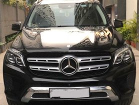 Used 2017 Mercedes Benz GLS AT for sale in Bangalore