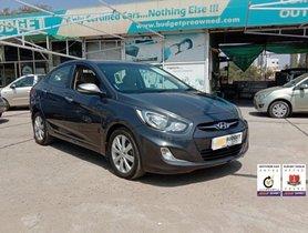 2012 Hyundai Verna 1.6 SX VTVT AT for sale in Pune