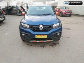 Used 2018 Renault Kwid Climber 1.0 AMT MT for sale in Warangal