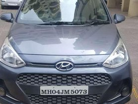 Used Hyundai Grand i10 2018 MT for sale in Thane