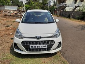 2018 Hyundai Grand i10 1.2 CRDi Asta MT for sale in Hyderabad
