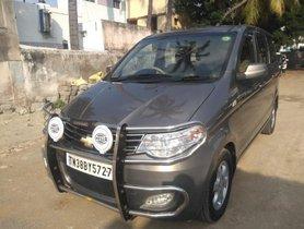 Used Chevrolet Enjoy TCDi LTZ 8 Seater 2014 MT in Coimbatore