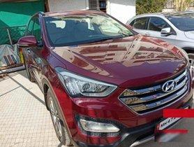2015 Hyundai Santa Fe 2WD AT for sale in Pune