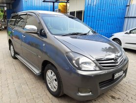 Used 2010 Toyota Innova 2004-2011 MT in Bangalore