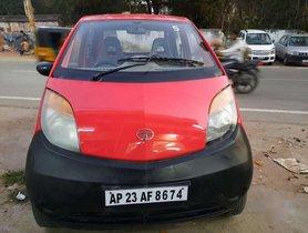 Used 2012 Tata Nano CX MT for sale in Hyderabad
