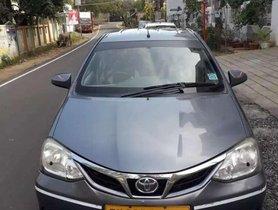 Used 2016 Toyota Etios GD MT for sale in Tiruchirappalli