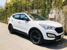 Used Hyundai Santa Fe 2014 AT for sale in Mumbai