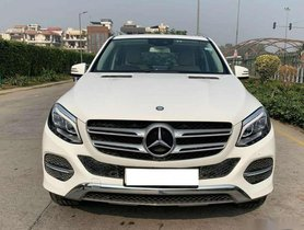 Used Mercedes Benz GLE 2017 AT for sale in Ernakulam