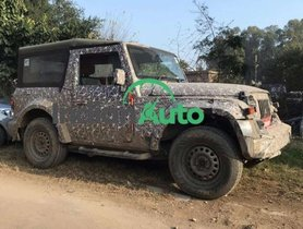 All New Mahindra Thar To Step Up The Heat This Summer