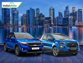 Kia Seltos vs Ford Ecosport Comparison: Which one is better?