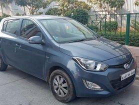 Hyundai i20 1.2 Sportz 2013 MT for sale in Bangalore