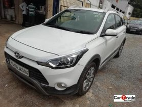 Used 2016 Hyundai i20 Active 1.4 SX MT for sale in Hyderabad