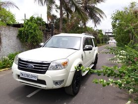 Ford Endeavour 2.5L 4X2 2010 MT in Chennai