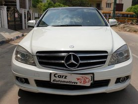 Used 2008 Mercedes Benz C-Class C 200 Kompressor Elegance AT in Bangalore