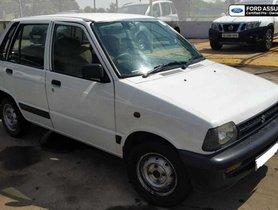 Maruti Suzuki 800 2011 MT for sale in Bhopal