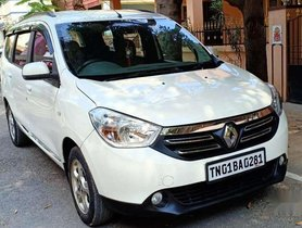Renault Lodgy 110 PS RxL 8 STR, 2016, Diesel MT for sale in Chennai