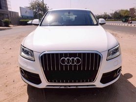 2014 Audi Q5 2.0 TDI Technology AT for sale in Ahmedabad