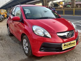 Honda Brio S 2013 MT for sale in Bangalore