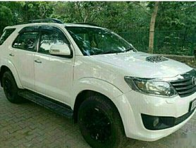2012 Toyota Fortuner 4x2 4 Speed AT for sale in New Delhi