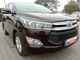 2016 Toyota Innova Crysta 2.7 VX MT for sale in Bangalore