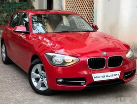 Used BMW 1 Series 118d Sport Line 2013 AT in Pune