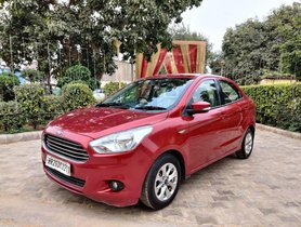2016 Ford Aspire Titanium AT for sale in Gurgaon