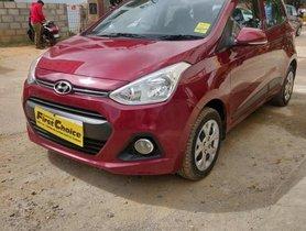 Hyundai i10 Sportz 2015 MT for sale in Bangalore