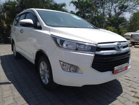 Used 2018 Toyota Innova Crysta 2.7 GX AT in Bangalore