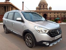 Used 2016 Renault Lodgy Stepway Edition 7 Seater MT in New Delhi