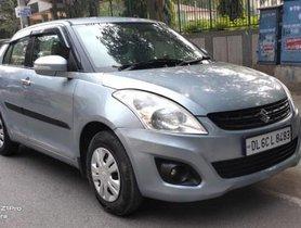 Used Maruti Suzuki Dzire VXI 2013 MT in New Delhi