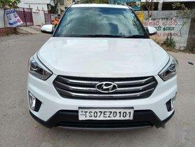 Hyundai Creta 1.6 SX Automatic 2016 AT for sale in Hyderabad