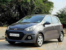 Used Hyundai Grand i10 2015 MT for sale in Coimbatore