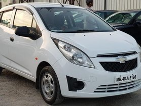 Chevrolet Beat Diesel LS 2012 MT for sale in Pune