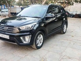 Used Hyundai Creta 1.6 SX 2018 MT for sale in Hyderabad